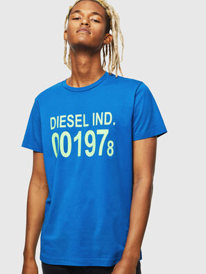 T-DIEGO-001978, Brilliant Blue - T-Shirts