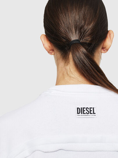 Diesel - F-LYANY-H, White - Sweaters - Image 3