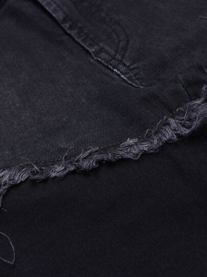Diesel - BABHILA-J SP, Black - Jeans - Image 3