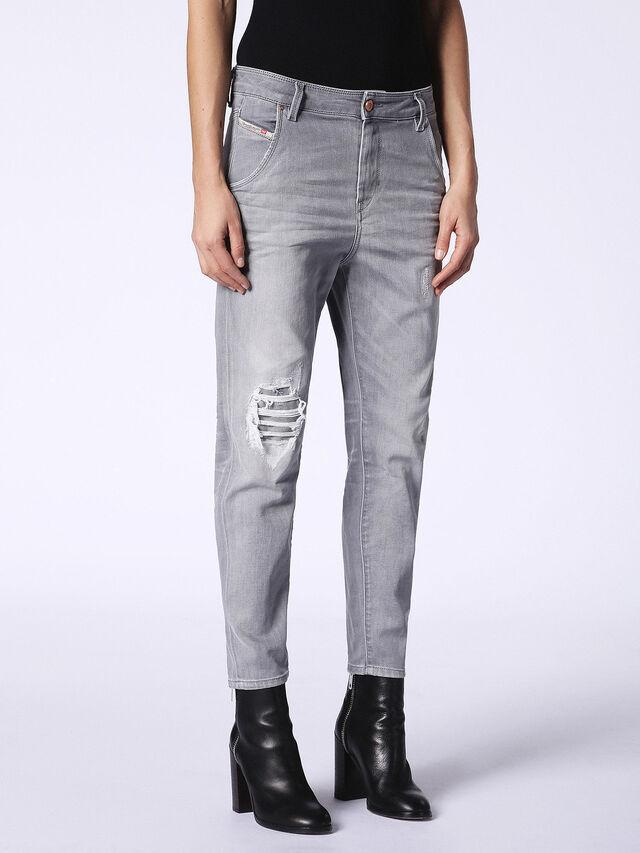 FAYZA-EVO 0687W, Grey Jeans