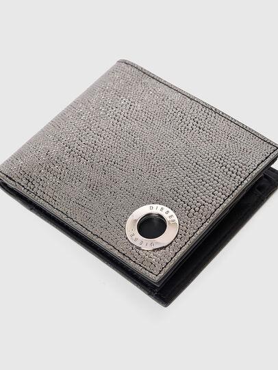 Diesel - HIRESH S, Grey - Small Wallets - Image 4