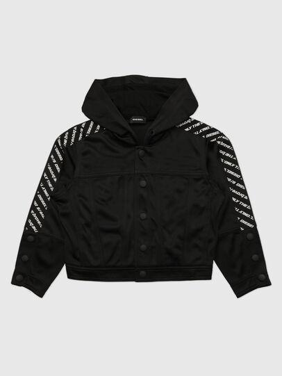 Diesel - SJEM, Black - Sweaters - Image 1