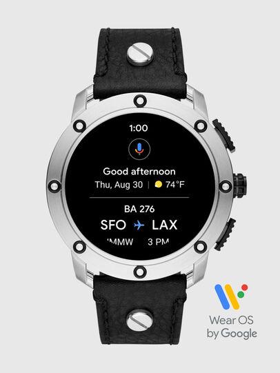 Diesel - DT2014, Black/Silver - Smartwatches - Image 6