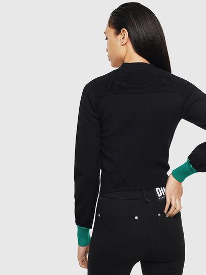 Diesel - M-LANAE, Black - Knitwear - Image 2