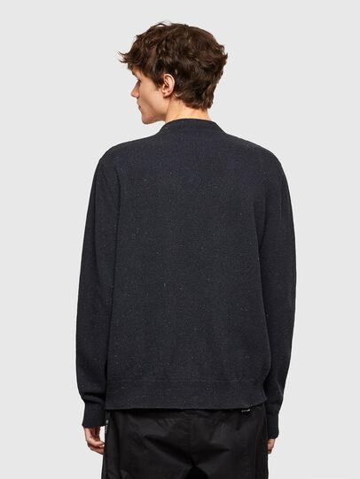Diesel - K-MATRIX, Black - Knitwear - Image 2