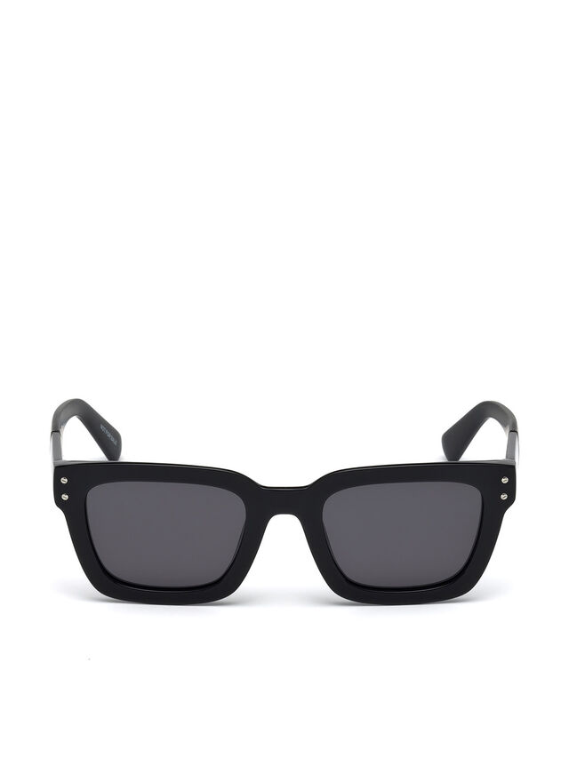Diesel - DL0231, Black - Sunglasses - Image 1