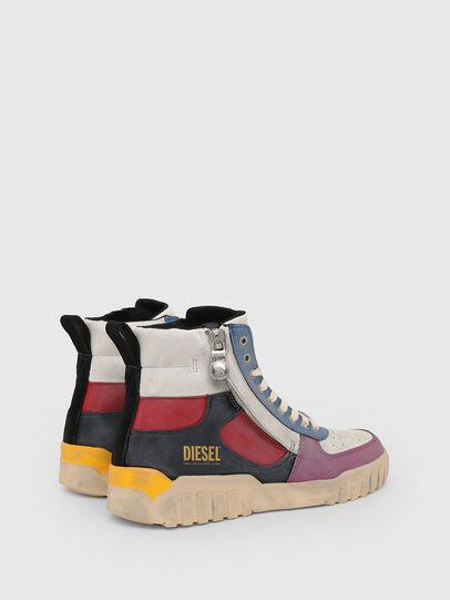 Diesel - S-RUA MID SK, Multicolor - Sneakers - Image 3