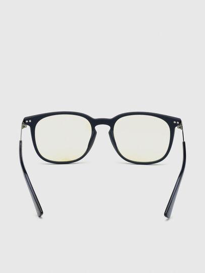Diesel - DL0311, Dark Blue - Sunglasses - Image 4