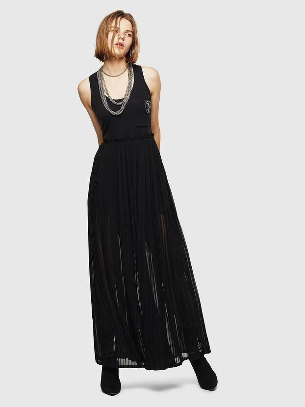 D-TEHEI, Black - Dresses