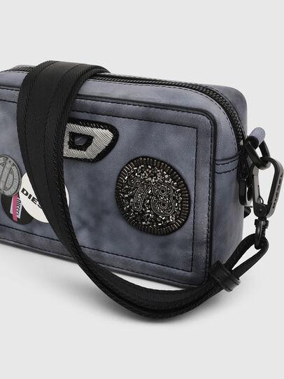 Diesel - ROSA', Blue - Crossbody Bags - Image 6