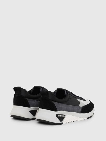 Diesel - S-KB LOW LACE II, Black - Sneakers - Image 3