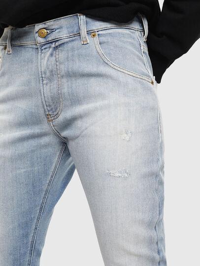 Diesel - Krailey JoggJeans 0099R, Light Blue - Jeans - Image 5