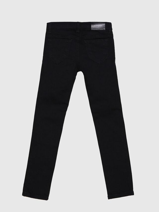 KIDS SKINZEE-LOW-J-N, Black - Jeans - Image 2