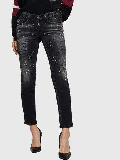 Diesel - D-Ramy 0091Z, Black/Dark grey - Jeans - Image 1