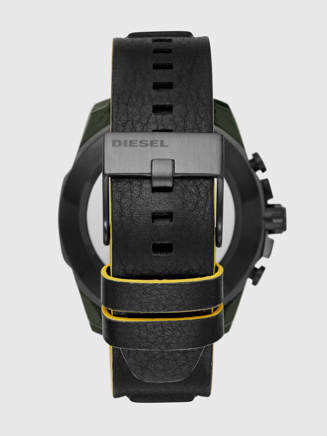 Diesel DT1012, Black - Smartwatches - Image 3