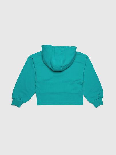 Diesel - SDINIEA, Water Green - Sweaters - Image 2