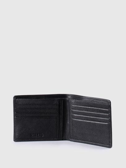 Diesel - NEELA S, Black Leather - Small Wallets - Image 3