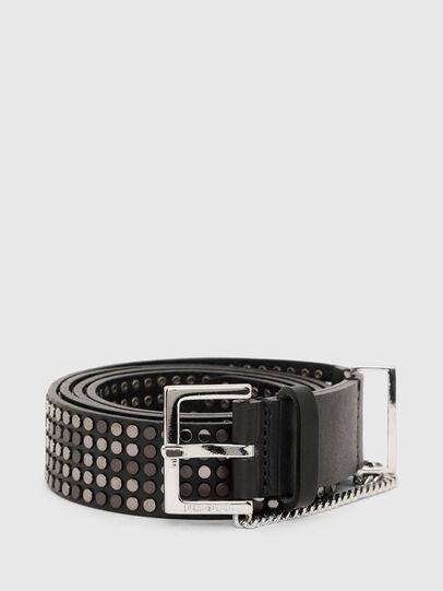 Diesel - B-STAD, Black - Belts - Image 1