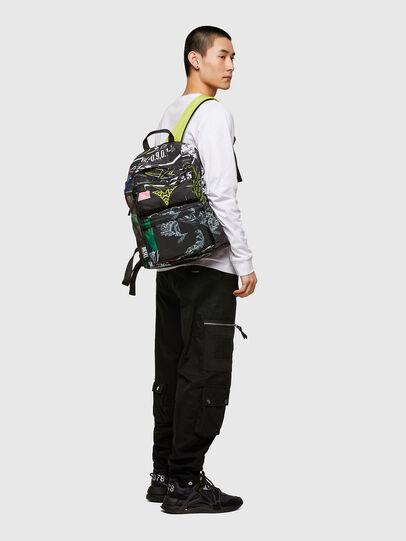Diesel - RODYO AM, Black - Backpacks - Image 6