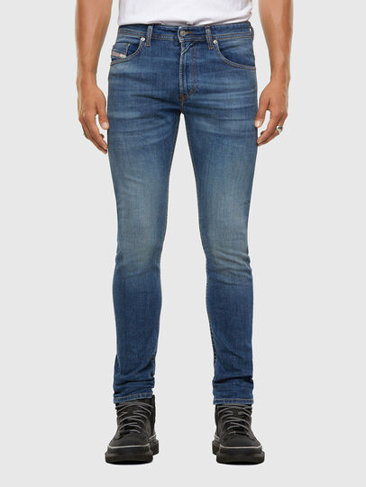Diesel - Thommer 009DB, Medium blue - Jeans - Image 1