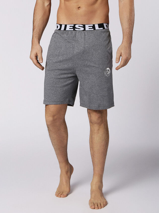 Diesel - UMLB-TOM, Grey - Pants - Image 1