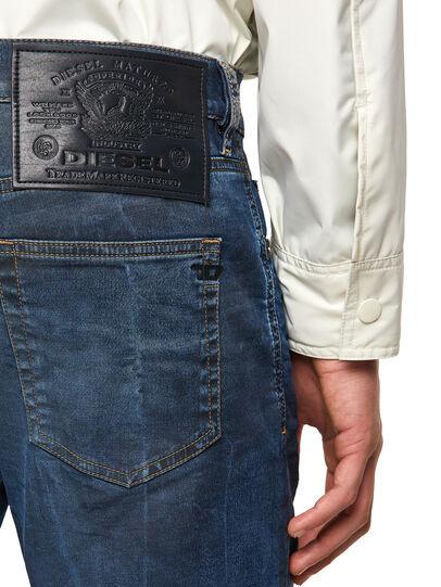 Diesel - D-Strukt JoggJeans® 069WP, Dark Blue - Jeans - Image 4