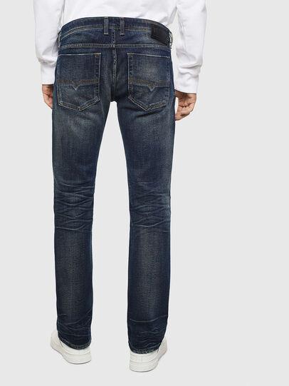 Diesel - Zatiny 0096U, Dark Blue - Jeans - Image 2