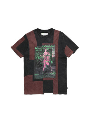 D-FRANK&STEIN, Red/Black - T-Shirts