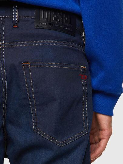Diesel - D-VIDER JoggJeans® Z69VZ, Dark Blue - Jeans - Image 4