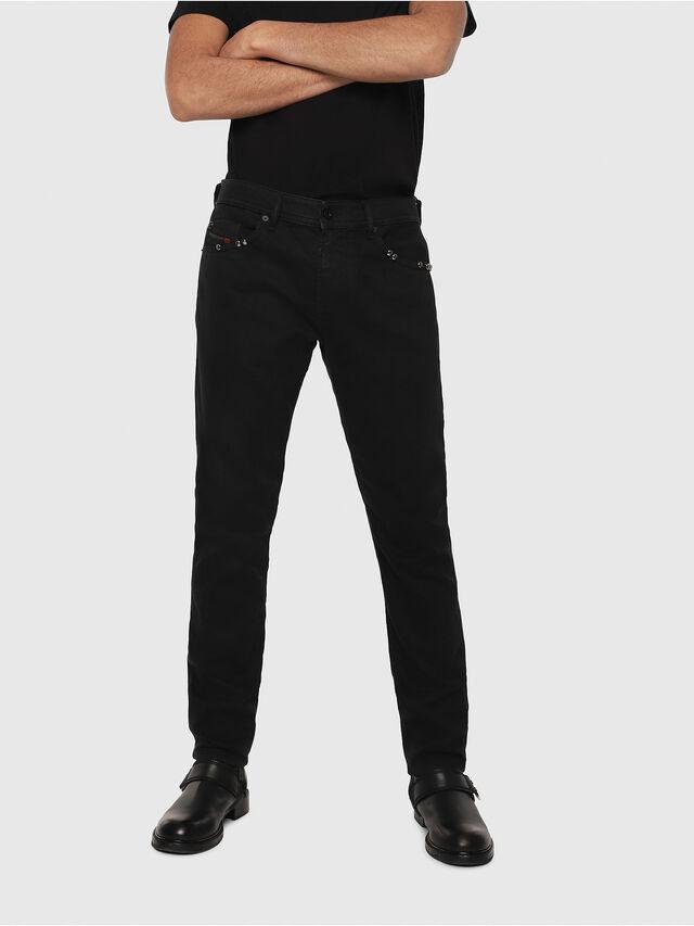 Diesel - Thommer 082AL, Black/Dark grey - Jeans - Image 1