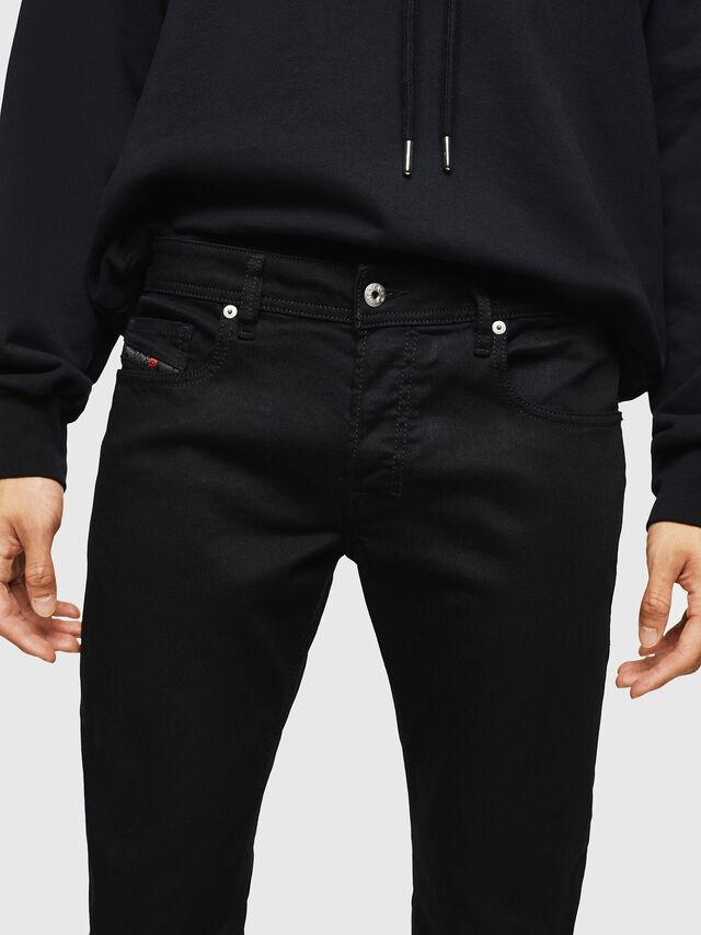 Diesel - Zatiny 0688H, Black - Jeans - Image 3