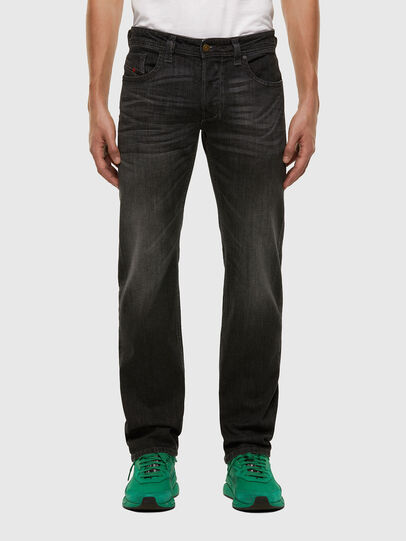 Diesel - Larkee 087AM, Black/Dark grey - Jeans - Image 1