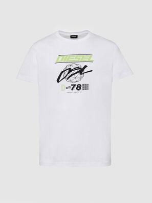 T-DIEGOS-K34, White - T-Shirts