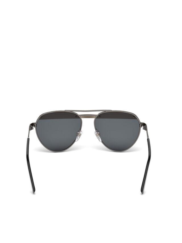 Diesel DL0261, Black/Grey - Eyewear - Image 7
