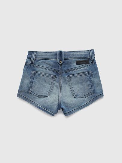 Diesel - PGINGHER JOGGJEANS, Medium blue - Shorts - Image 2