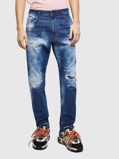 Diesel - Narrot JoggJeans 0099S, Dark Blue - Jeans - Image 1