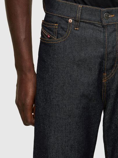 Diesel - D-Vider 009HF, Dark Blue - Jeans - Image 3