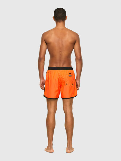 Diesel - BMBX-REEF-40, Orange - Swim shorts - Image 2