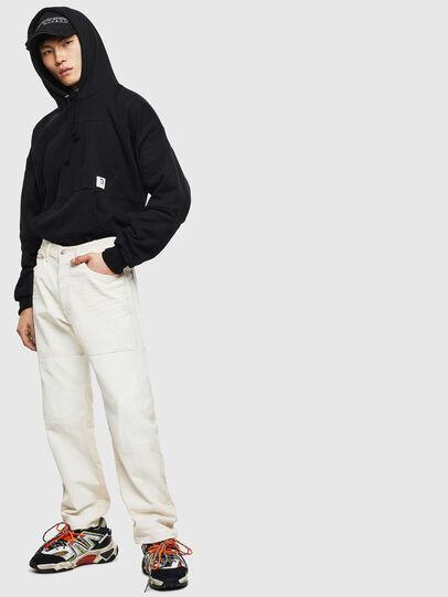 Diesel - D-Macs 009BA, White - Jeans - Image 6