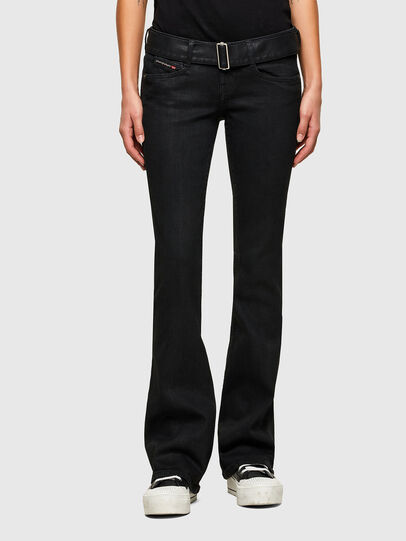 Diesel - DE-BLESSYK, Black - Pants - Image 1