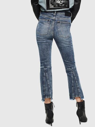 Diesel - D-Earlie 0098W, Medium blue - Jeans - Image 2