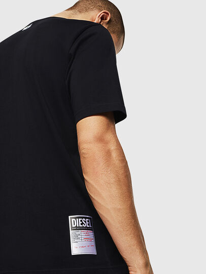 Diesel - T-JUST-B28,  - T-Shirts - Image 3