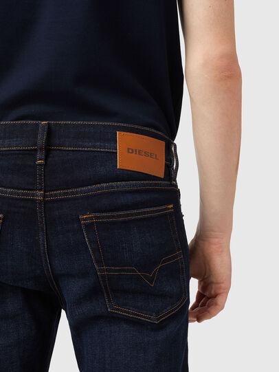 Diesel - D-Mihtry 009ZS, Dark Blue - Jeans - Image 4