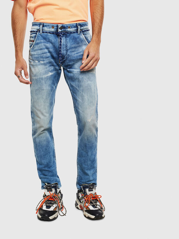 Krooley JoggJeans 0099Q, Medium blue - Jeans