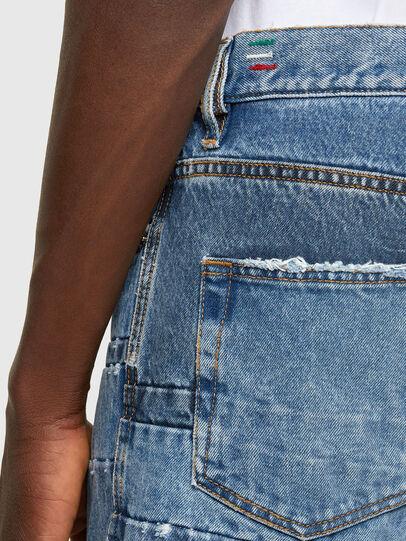 Diesel - D-Strukt 009UE, Light Blue - Jeans - Image 4