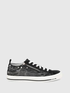 EXPO-ZIP LOW W, Black Jeans - Sneakers