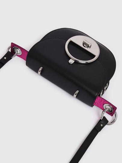Diesel - MAGGIE BR, Black - Crossbody Bags - Image 6