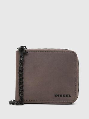 ZIPPY HIRESH S WITH, Dark grey - Zip-Round Wallets