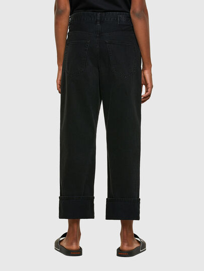 Diesel - D-Reggy 009RL, Black/Dark grey - Jeans - Image 2