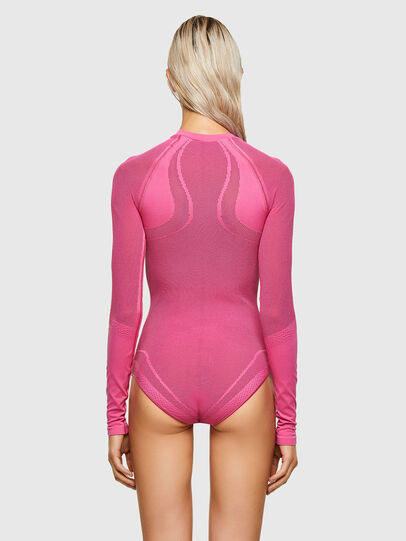 Diesel - UFBY-BODY-SML, Pink - Bodysuits - Image 2